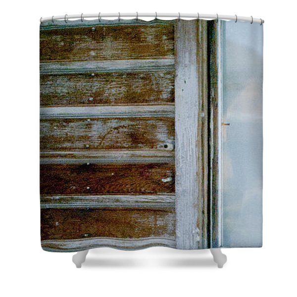 Shower Curtain featuring the photograph Bodie 41 by Catherine Sobredo