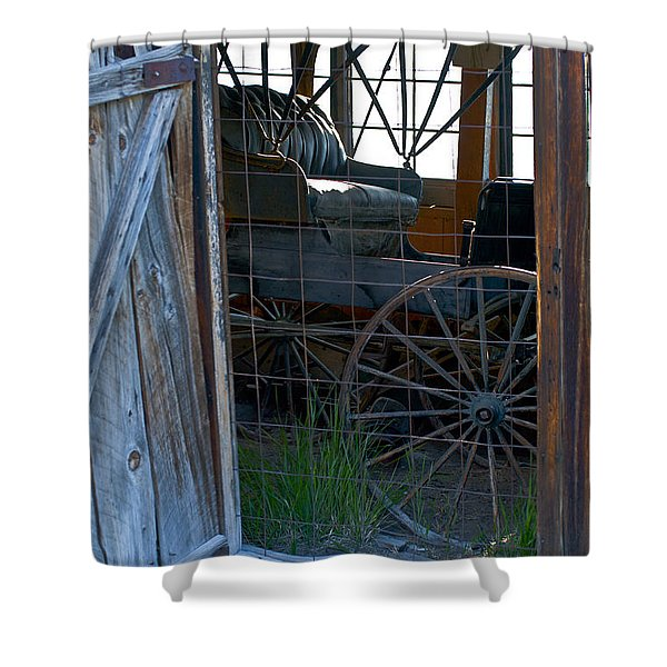 Bodie 8 Shower Curtain