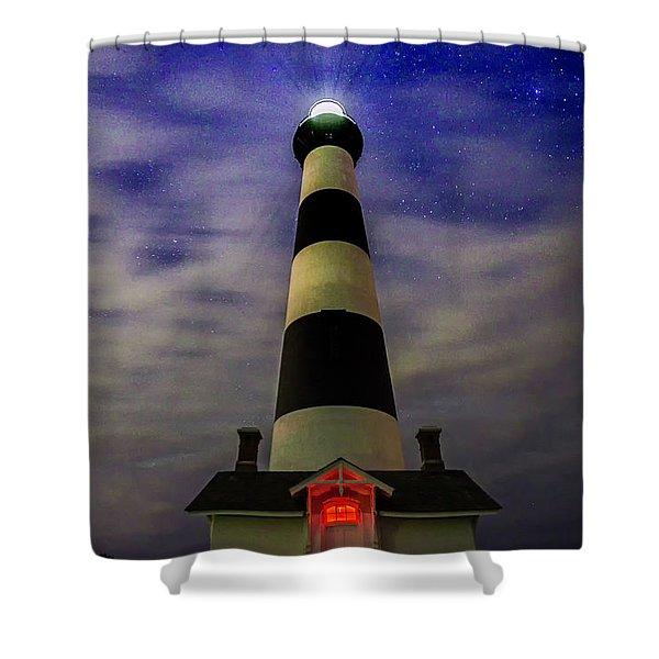 Bodie Light Shower Curtain