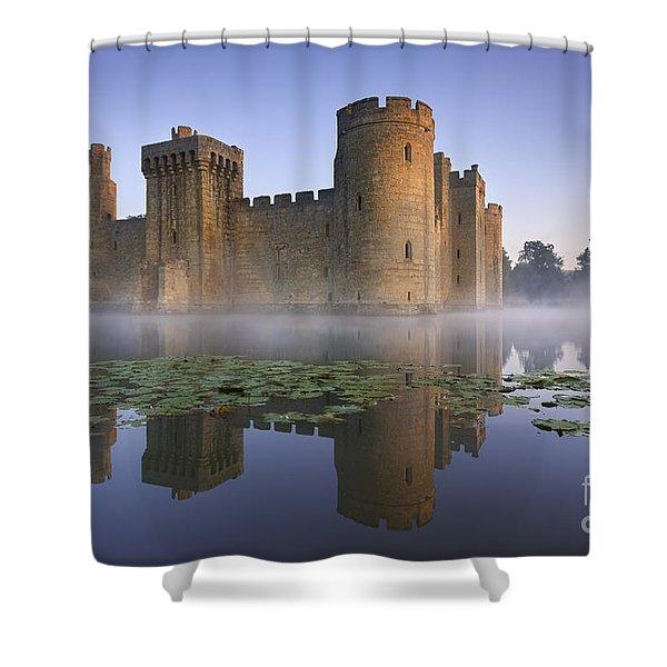 Bodium Castle 1 Shower Curtain