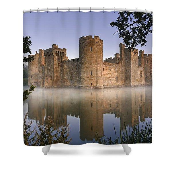 Bodium Castle 2 Shower Curtain