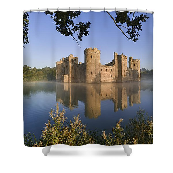 Bodium Castle 4 Shower Curtain