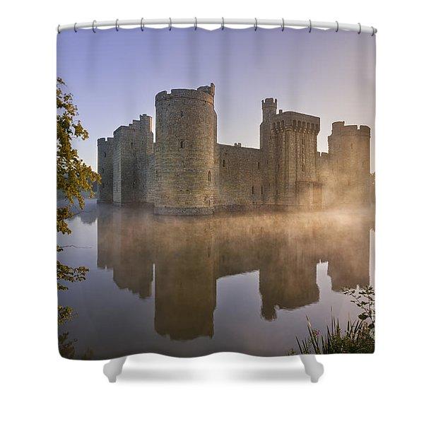 Bodium Castle 3 Shower Curtain