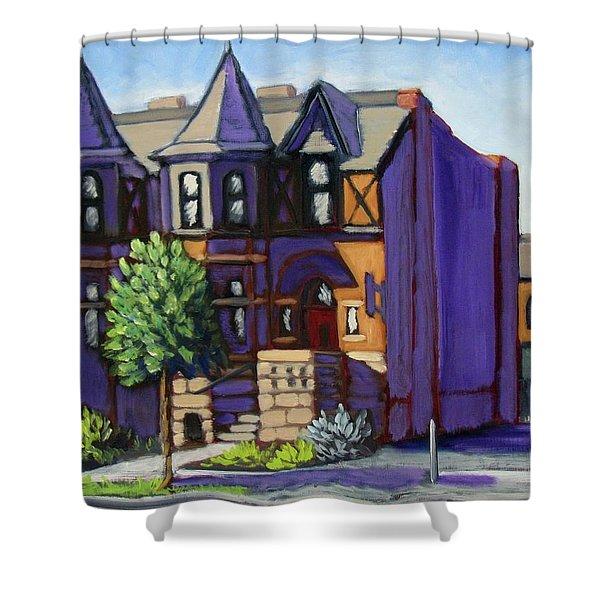 Boise  Idaho St Shower Curtain