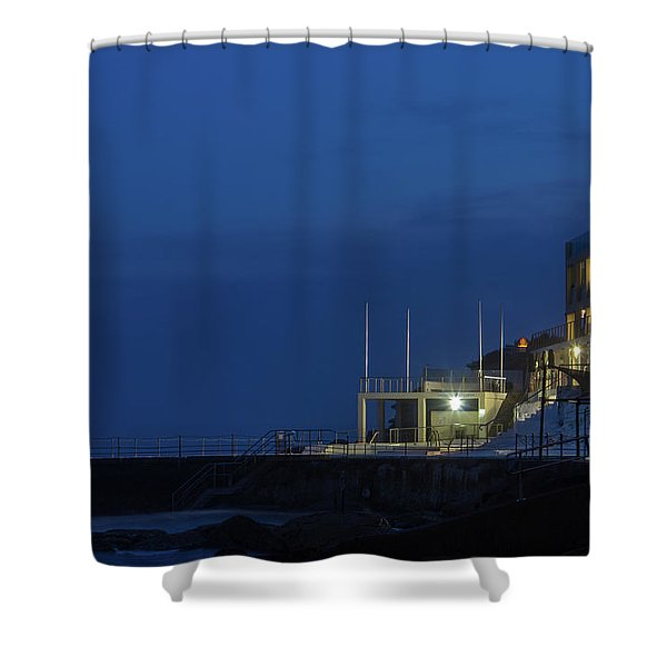 Bondi Beach Shower Curtain