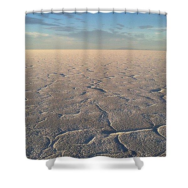 Bonneville Horizon Shower Curtain