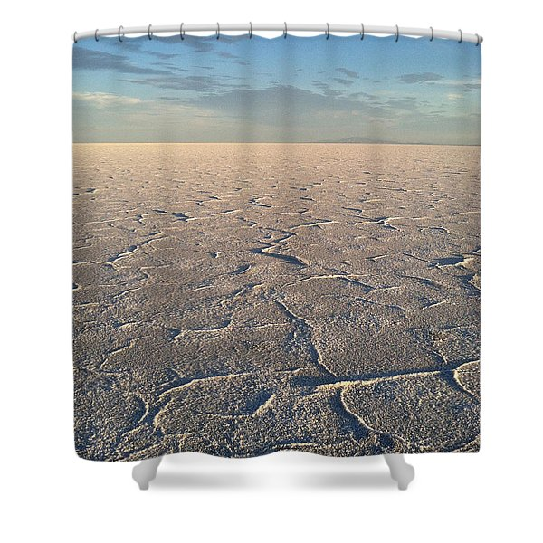 Bonneville Horizon Shower Curtain