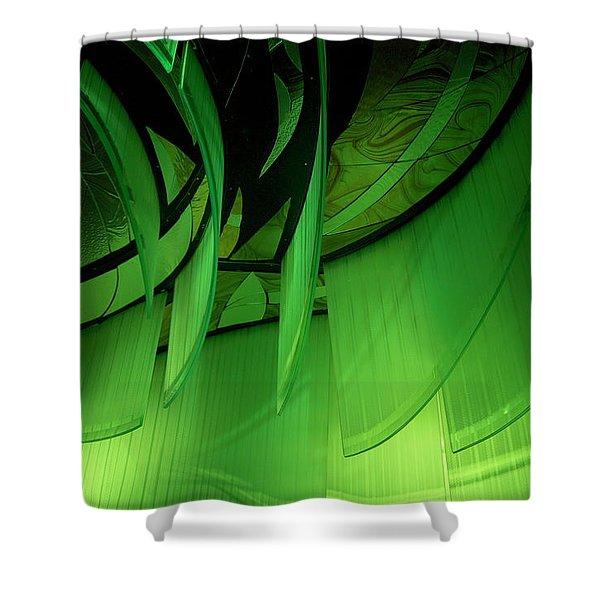 Borealis Shower Curtain