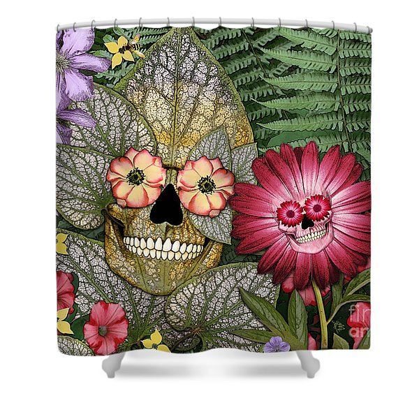 Shower Curtain featuring the photograph Born Again by Christopher Beikmann