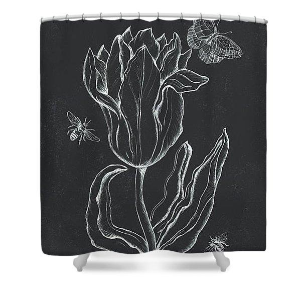 Botanique 4 Shower Curtain