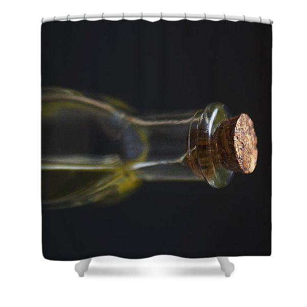 Bottle And Cork 1199 Shower Curtain