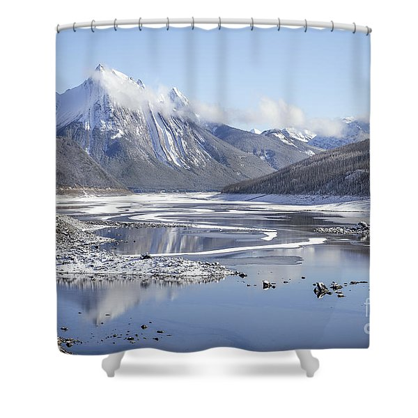 Boundless Peace Shower Curtain