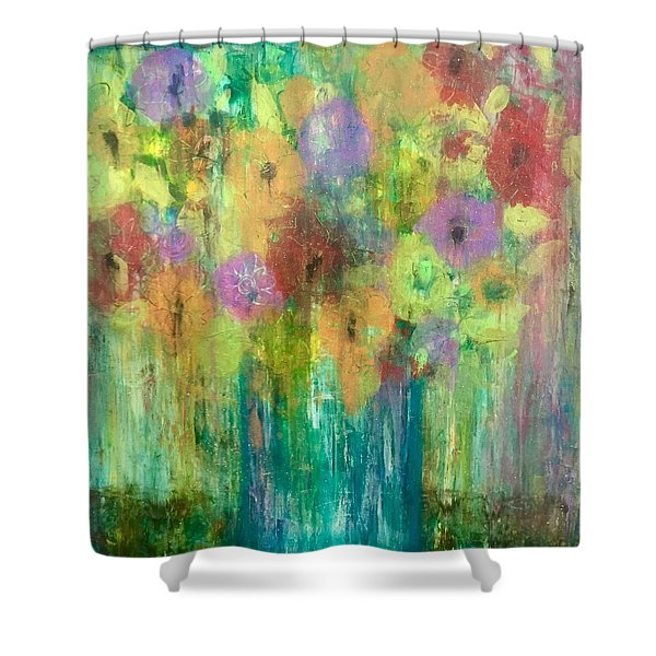 Bouquet Of Understanding Shower Curtain