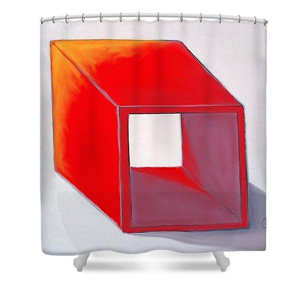 BOX Shower Curtain