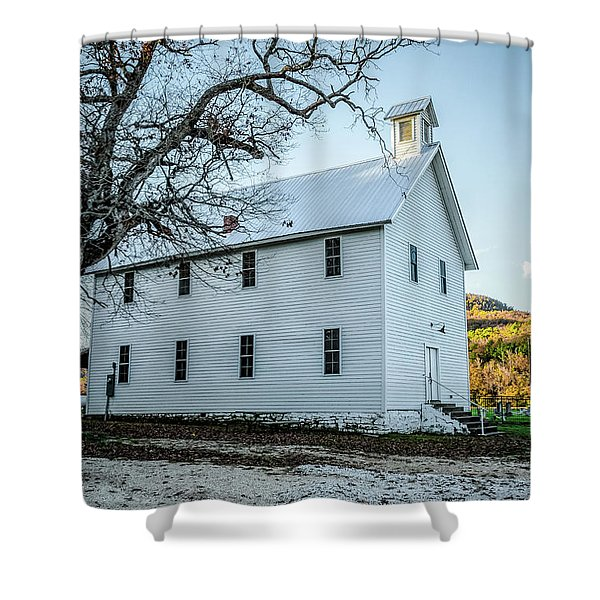 Boxley Community Center Shower Curtain