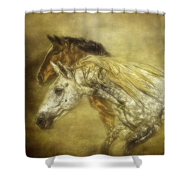 Breaking For Freedom Shower Curtain