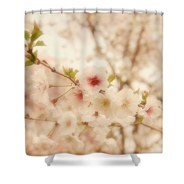 Breathe - Holmdel Park Shower Curtain