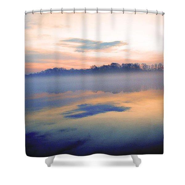Breathless Shower Curtain