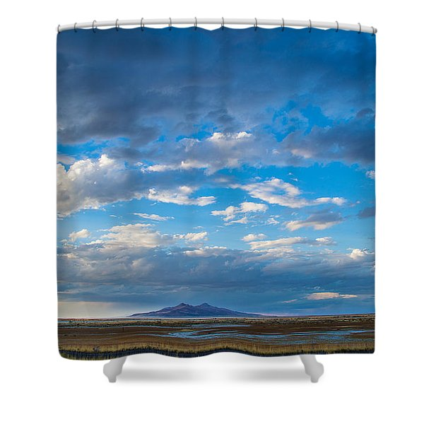 Breathtaking Nature Shower Curtain