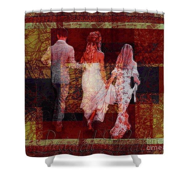Bridal Walk Shower Curtain