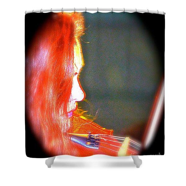 Bridget Law Shower Curtain