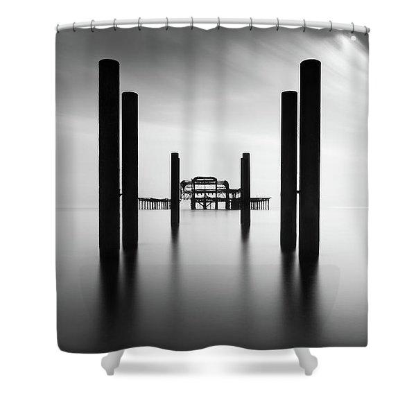 Brighton Pier, The Shower Curtain