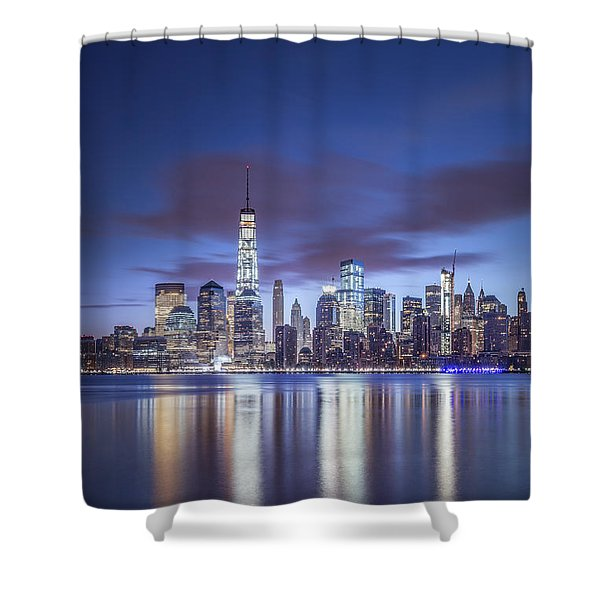 Bring Me The Night Shower Curtain
