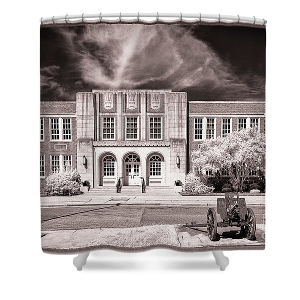 Brookland - Cayce H S Shower Curtain