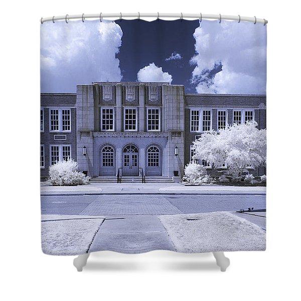 Brookland-cayce Hs-ir Shower Curtain