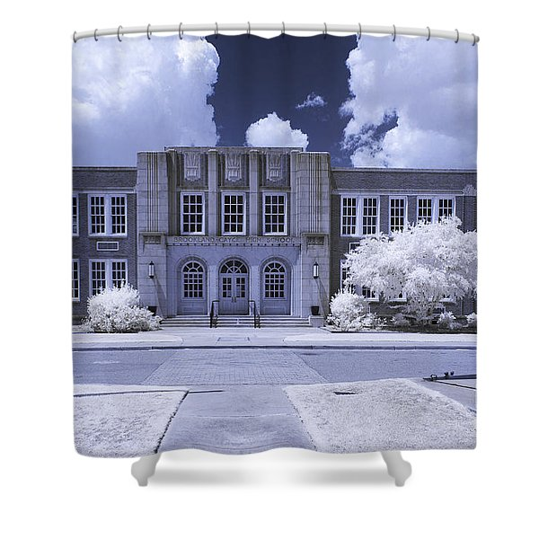 Brookland-cayce Hs-ir Shower Curtain
