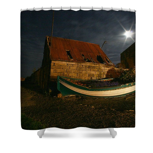 Brora Boat House Shower Curtain