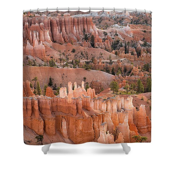 Bryce Morning View Shower Curtain