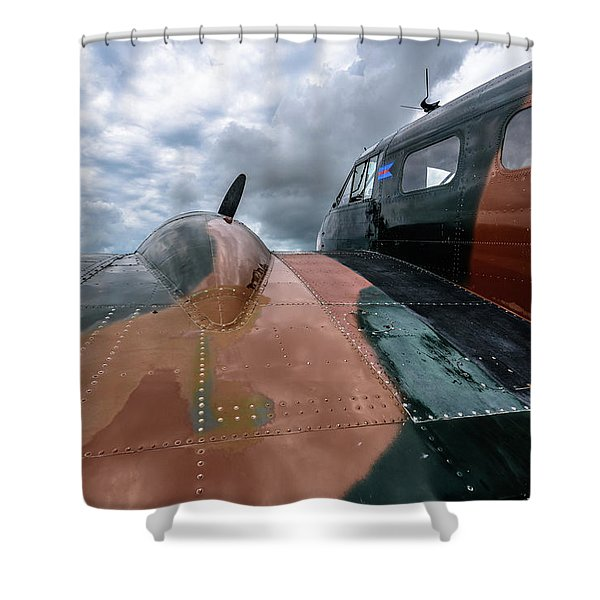 Bucket Of Bolts Shower Curtain
