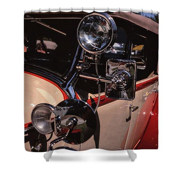 Buick Phaeton Shower Curtain