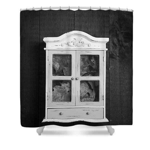 Cabinet Of Curiosity Shower Curtain