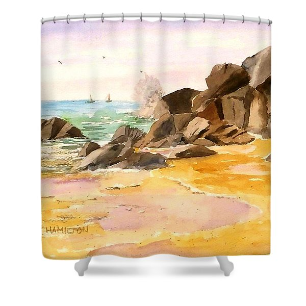 Cabo San Lucas Shower Curtain