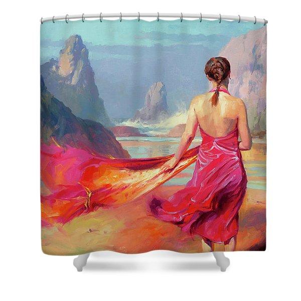 Cadence Shower Curtain