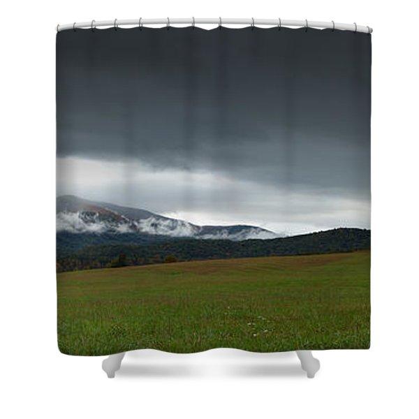 Cades Cove Shower Curtain