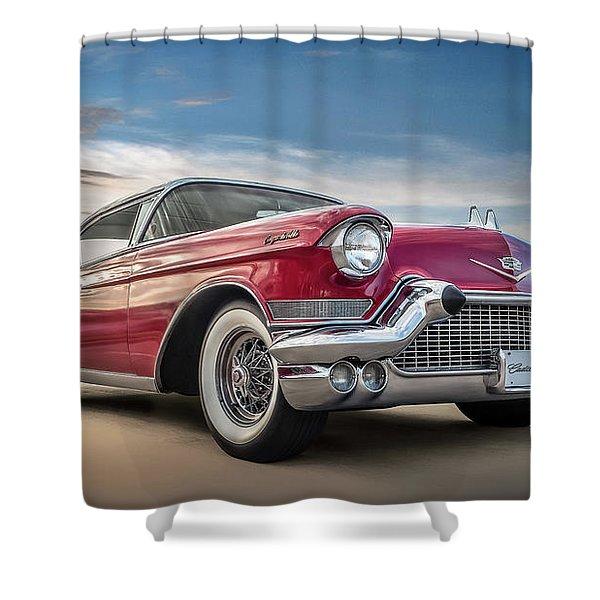 Cadillac Jack Shower Curtain