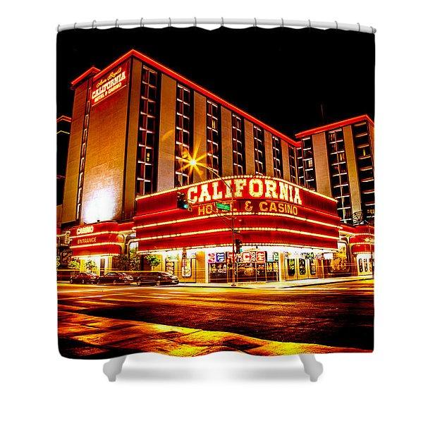 California Hotel Shower Curtain