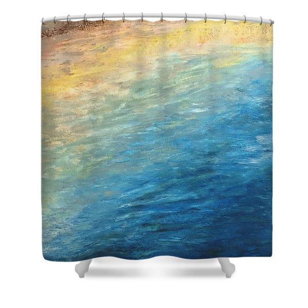 Calipso Shower Curtain