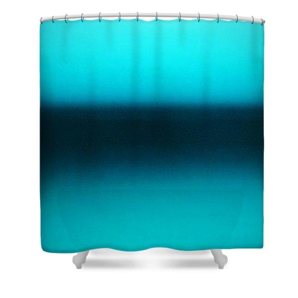 Calm Morning Shower Curtain