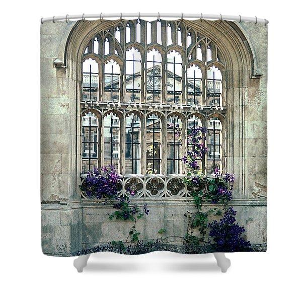Cambridge Dreams Shower Curtain