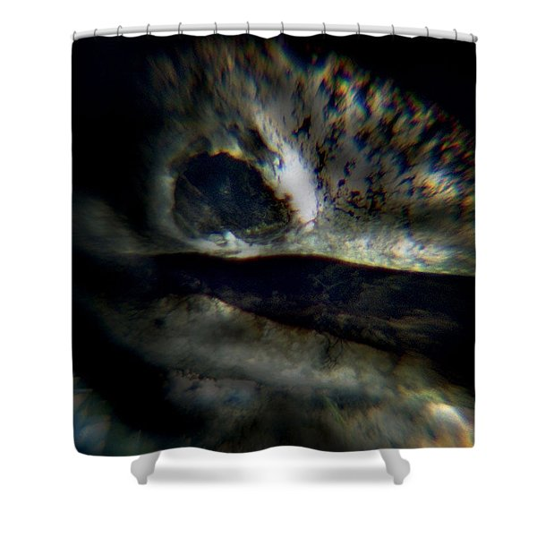 Camptosaurus Shower Curtain