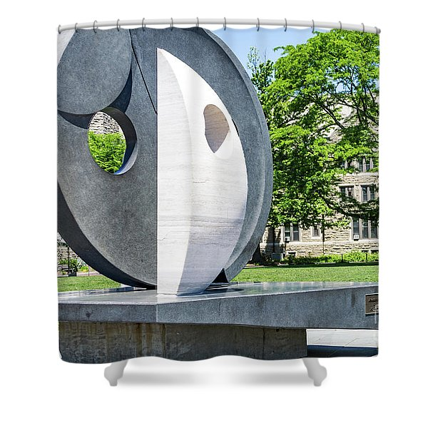 Campus Art Shower Curtain