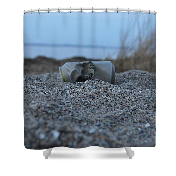 Can Shower Curtain