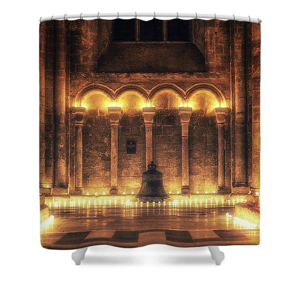 Candlemas - Bell Shower Curtain