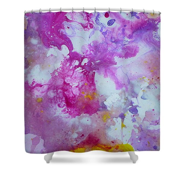 Candy Clouds Shower Curtain