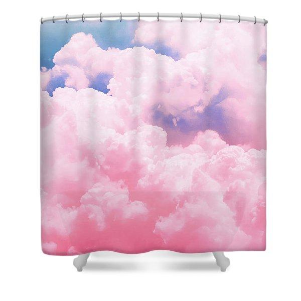 Candy Sky Shower Curtain