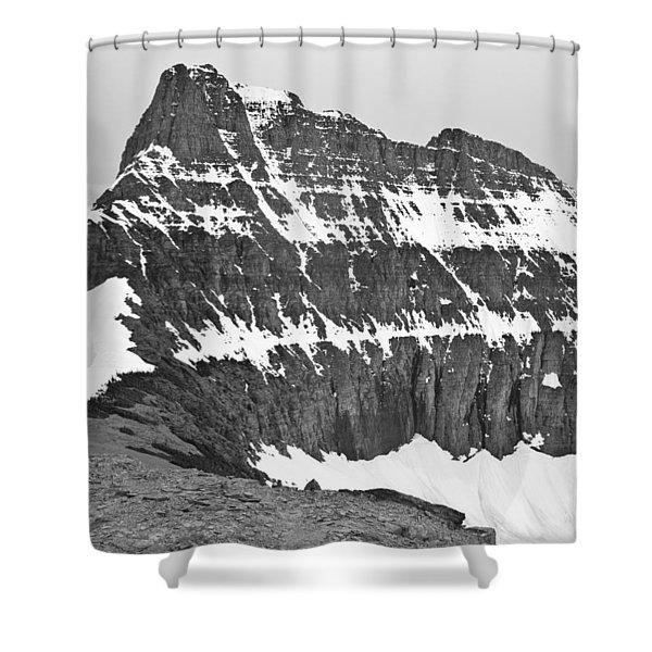 Cannon Mountain 2 Shower Curtain